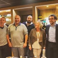 Inauguration ce soir du bar Les Tamaris au Fort-Bloqué avec les nouveaux propriétaires, un grand merci à eux