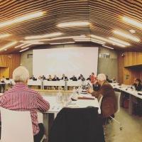 Conseil communautaire, interventions sur la compétence GEMAPI et le renouvellement de la DSP du Golf