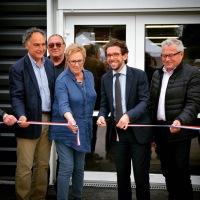 Inauguration des restaurants du cœur de Ploemeur (discours)