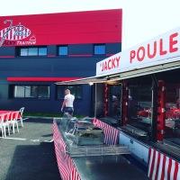 Inauguration des locaux de production de Jacky Poulet