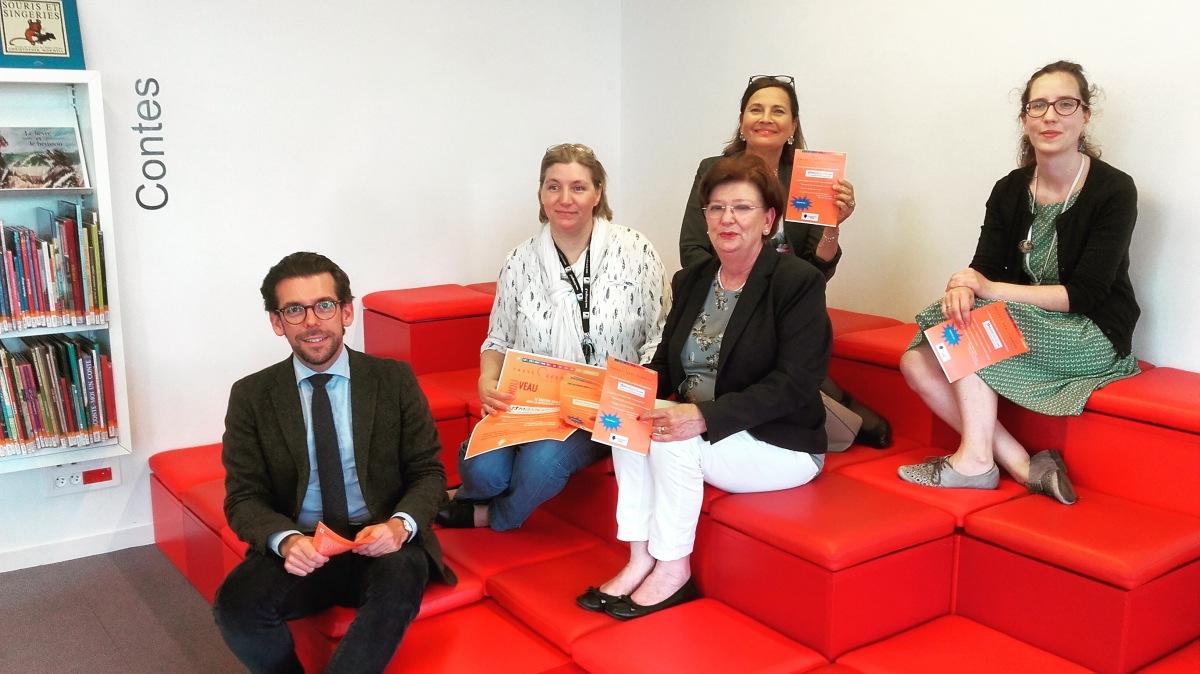 Maxicours. Nouvelle ressource numérique à l'espace culturel Passe Ouest de Ploemeur
