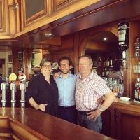 Bar le Savannah. Changement de propriétaires au Courégant