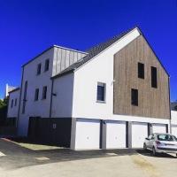 L'Aiguillon. Livraison d'un nouveau collectif de logements à loyers modérés
