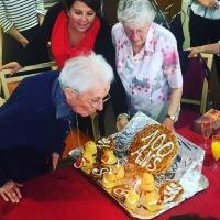 100è année pour Mimi Falquerho