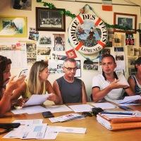 Comité des fêtes de Lomener. Préparation des fêtes de la Mer 2017