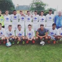 FC Ploemeur. Match de préparation face à Guidel