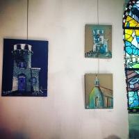 Peintres de Ploemeur. Vernissage à La Chapelle Sainte-Anne