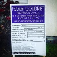 Bientôt 18 logements à loyers modérés BSH rue de Larmor à Plœmeur