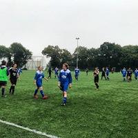 Fin de week-end avec le Match très engagé des filles du FC Plœmeur face au Vannes OC