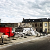 Ploemeur 2030. Rue de Larmor projet Le Cosy